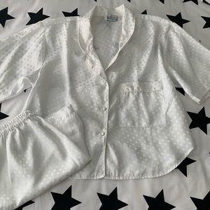 Other - Lucie Ann 11 vintage pajama set size Med -Large